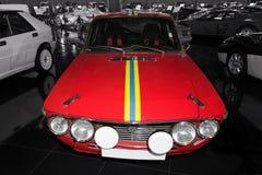 Delta Fulvia de Lancia Imagen de archivo libre de regalías