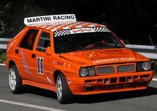 Delta Integrale de Lancia 16 válvulas Fotografia de Stock