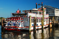 Delta Lady Paddleboat Stock Photos