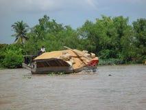 delta mekong arkivbilder