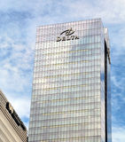 Delta Toronto Hotel. Is  a 46-storey building Royalty Free Stock Images