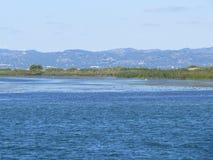 Deltadel Ebro, Catalonië, Spanje Stock Foto's