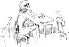 deltagare Stock Illustrationer