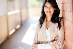 Deltagare för affärsskola Royaltyfri Fotografi