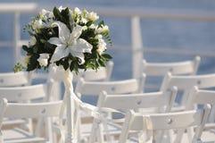 deltagarebröllop Arkivfoton