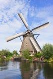 deltagarewindmill royaltyfria foton