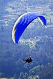 Deltaplane Photo libre de droits