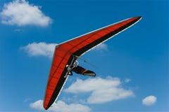 Deltavlieger Royalty-vrije Stock Afbeelding