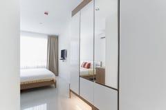 Deluxe bedroom Royalty Free Stock Photos