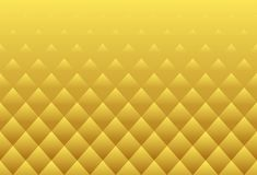 Deluxe Beschaffenheit des Goldlotosbuddha-Zusammenfassungsluxusmusters quadriert stock abbildung