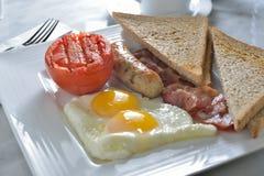 Deluxe Breakfast Stock Images