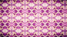 Deluxe purpurrote Mustertapete der Fantasie lizenzfreie abbildung