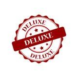 Deluxe Stempelillustration lizenzfreie abbildung