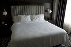 Deluxes Hotelzimmer Stockfotografie