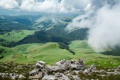 Delvis Cloudly Royaltyfri Bild