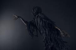 Demônio da morte Imagens de Stock Royalty Free