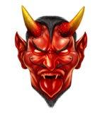 Demônio do diabo Fotos de Stock Royalty Free