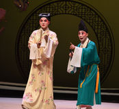 €œthe demandé de Road-Kunqu Opera de moine  occidental de Chamber†Photographie stock