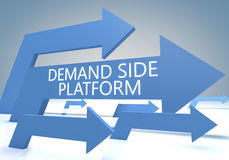 Demand Side Platform Stock Image