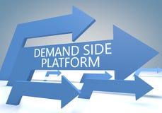 Demand Side Platform Stock Image