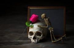 Demander l'amour Photographie stock