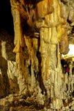 Demanovska Cave of Liberty, Slovakia. Europe. Interior of beautiful Demanovska cave of liberty Demänovská jaskyňa Slobody. Demianowska Valley, Tatry Mountain Stock Image