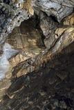 Demanovska Cave of Liberty, Slovakia. Stalactites and stalagmites in the Demanovska Cave of Liberty. Slovakia Royalty Free Stock Image
