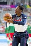DeMar Derozan of USA Team Royalty Free Stock Images