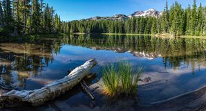 Demaris Lake - Three Sisters Wilderness