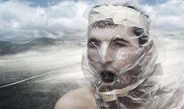 Demasiada contaminación Fotos de archivo libres de regalías