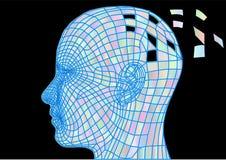 dementia lizenzfreie abbildung