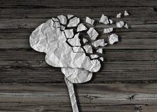 dementia Foto de Stock Royalty Free