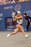 Dementieva Elena agli Stati Uniti apre 2008 (1) fotografie stock