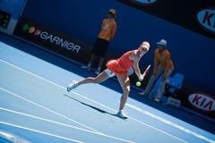 dementieva elena player russian tennis Στοκ φωτογραφία με δικαίωμα ελεύθερης χρήσης