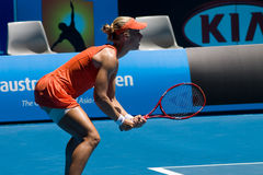 dementieva elena player russian tennis Στοκ Εικόνες