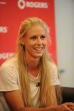 Dementieva Elena Rogers Cup 2009 (145) Stock Photos