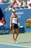 Dementieva Elena in SF of US Open 2008 (13) Stock Image