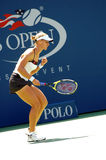 Dementieva Elena in SF of US Open 2008 (31) Stock Photography