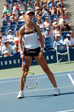 Dementieva Elena in SF of US Open 2008 (37) Stock Photography