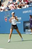 Dementieva Elena in SF of US Open 2008 (43) Royalty Free Stock Photos