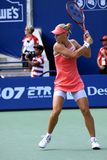 Dementieva in Rogers Cup Finals Royalty Free Stock Image