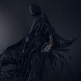 Dementor, demon, zło, śmierć Obrazy Stock