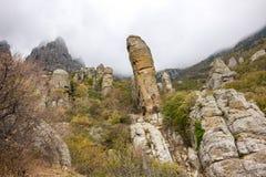 Free Demerdzhi Mountain In The Crimea Stock Photo - 140429270