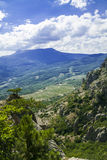 Demerji-Berg Stockbild