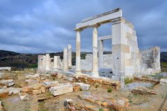 Demeter temple Stock Photo