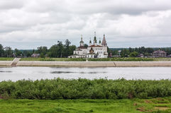 Demetrios Church, Veliky Ustyug, Russia Royalty Free Stock Images