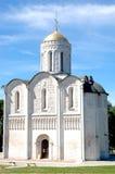 Demetrius Cathedral i Vladimir fotografering för bildbyråer