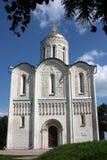 Demetrius Cathedral in Vladimir, Russia Stock Photo