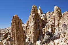 Demi d'acre de l'enfer du Wyoming Photos libres de droits