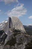 Demi de dôme, stationnement national de Yosemite Image libre de droits